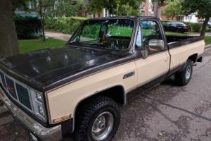 1986 GMC Sierra 1500 Classic
