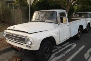 1966 International Harvester 1200C 4x4