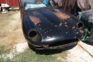 1969 Jaguar XKE Roadster Photo