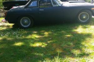 1968 MG Other MGC
