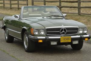 1976 Mercedes-Benz SL-Class : Low mile Survivor :