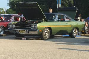 1970 Plymouth Road Runner Matching Numbers