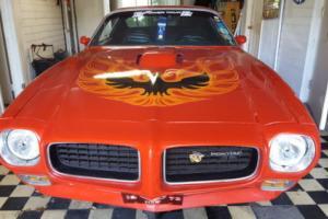 1973 Pontiac Trans Am Firebird