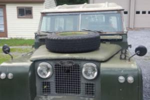 1964 Land Rover Defender