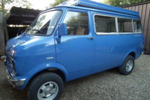 Bedford CF MK1. Autosleeper. 1979.Excellent Condition.Camper Van. £4,200ono. Photo