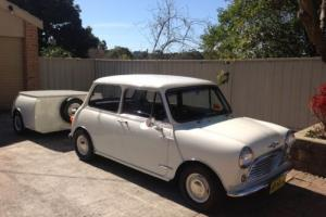 1968 Morris Mini Deluxe in NSW