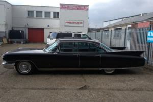 1960 Cadillac Fleetwood Sixty Special, full power with a/c, very straight