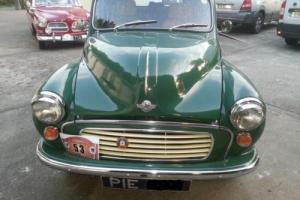 Morris Minor Van 1970 ** Fully restored **