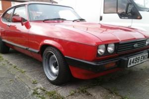 1983 FORD CAPRI INJECTION - Cosworth Bob engine - LSD - Banded steels - MOT'ed