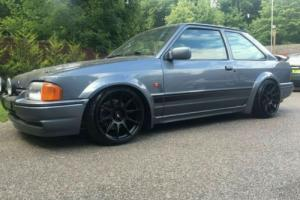 ford rs turbo/ cosworth/ rare H reg