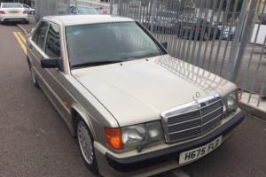 1991 H REG Mercedes Benz 190e 2.5 16v COSWORTH