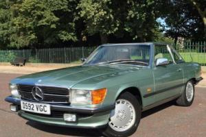 1987 Mercedes-Benz 420SL R107 V8 Automatic Roadster - Beautiful Condition