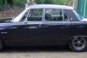ROVER p6 3500 BLACK 1968 series 1 Photo