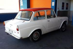 Rare 1960s Toyota Publica 2 Door Coupe Suit Corolla Datsun Restored $$ in NSW