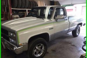 Chevrolet: K10 K10
