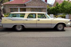 Chrysler 1959 Dodge Custom Sierra Station Wagon Rare Photo