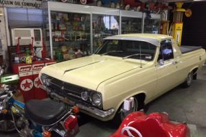 1 Owner Holden HR UTE 1967 Immaculate Condition Best ONE IN Aust