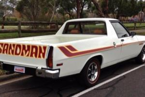 Holden HZ Sandman UTE Tribute Immaculate Best IN Australia Like NEW in VIC Photo