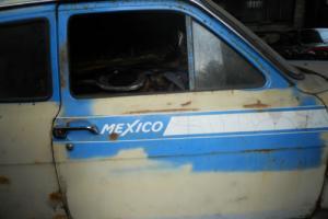 Ford Escort Mexico lhd original unrestored