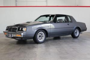 1986 Buick Regal T-Type Turbo Photo