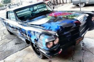 1963 Cadillac DeVille 2 Door Hardtop