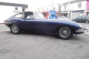 1965 Jaguar E-Type S1 COUPE Photo