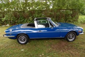 triumph stag 1976 Manual 3.0 with uprated cooling