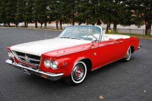 1963 Chrysler 300 Series Pace Setter