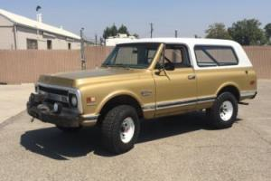 1970 Chevrolet Blazer Photo