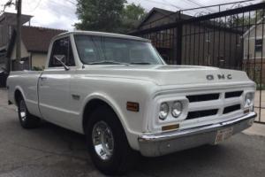 1969 Chevrolet C-10 Gmc 1500