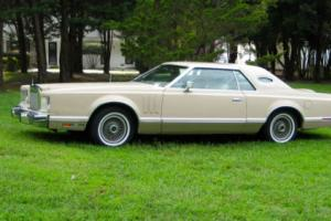 1978 Lincoln Continental MarkV Cartier Edition