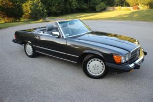 1987 Mercedes-Benz SL-Class W107 560SL
