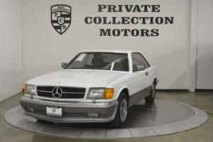 1988 Mercedes-Benz 500-Series 560SEC