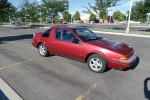 1989 Nissan Pulsar NX XE