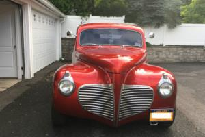 1941 Plymouth Special Deluxe Coupe Photo