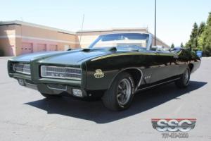 1969 Pontiac GTO None