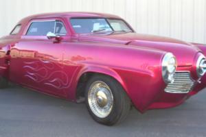 1952 Studebaker Champion Starlight