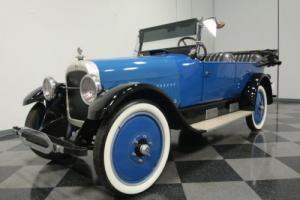 1923 Studebaker Big 6 Sport Phaeton