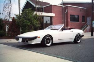 1985 Other Makes Tasmin/280i Convertible