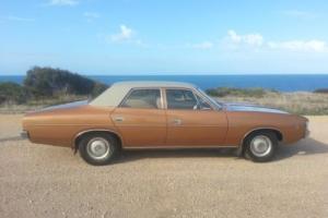 1972 Chrysler VH Valiant Ranger XL 265 Hemi 4 Speed in SA