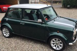 Classic Rover Mini Cooper Sport 2000