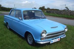Ford Cortina mk 1 2.0