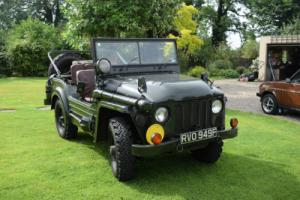 1952 AUSTIN CHAMP - RARE, GREAT FUN, SAME OWNER 40 YEARS. RARELY SEEN FOR SALE
