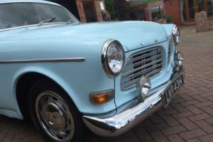 VOLVO-131-COUPE-AMAZON-2.0 PETROL-1969-IN-BABY-BLUE JUST BEEN RESTORED