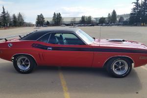 Dodge: Challenger R/T