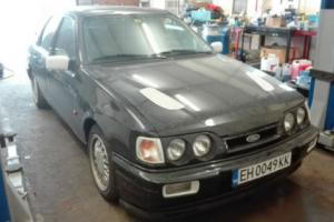 Ford Sierra Cosworth 4wd late 1992 Left hand drive