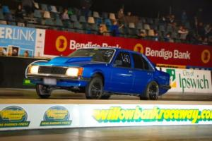 VB SL E Tough Street CAR Drag in QLD