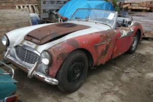 AUSTIN HEALEY 100-6 FOUR SEATER 1957 LHD