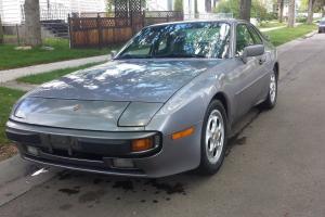Porsche: 944 S