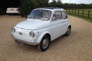 Classic Fiat 500F . 1967 and in beautiful condition throughout .MOT & Registered
